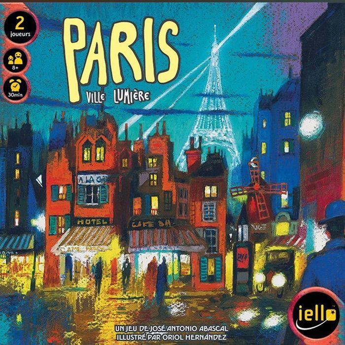 IELLO Paris : Ville Lumiere