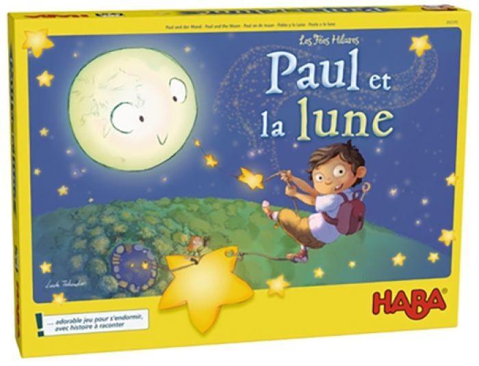 Haba Paul et la lune