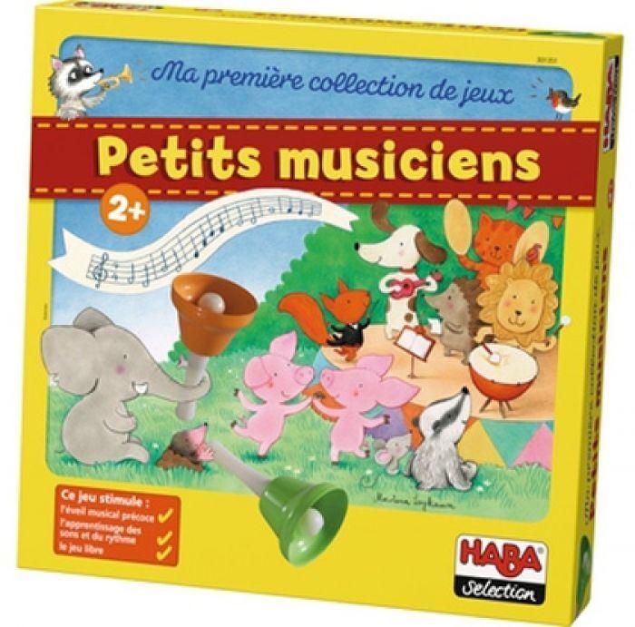 Haba Ma premiere collection de jeux - Petits musiciens