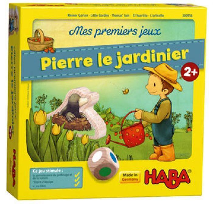 Haba Mes premiers jeux - Pierre le jardinier