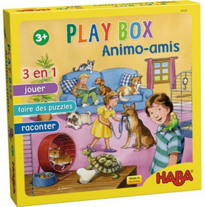 Haba Play Box Animo-amis