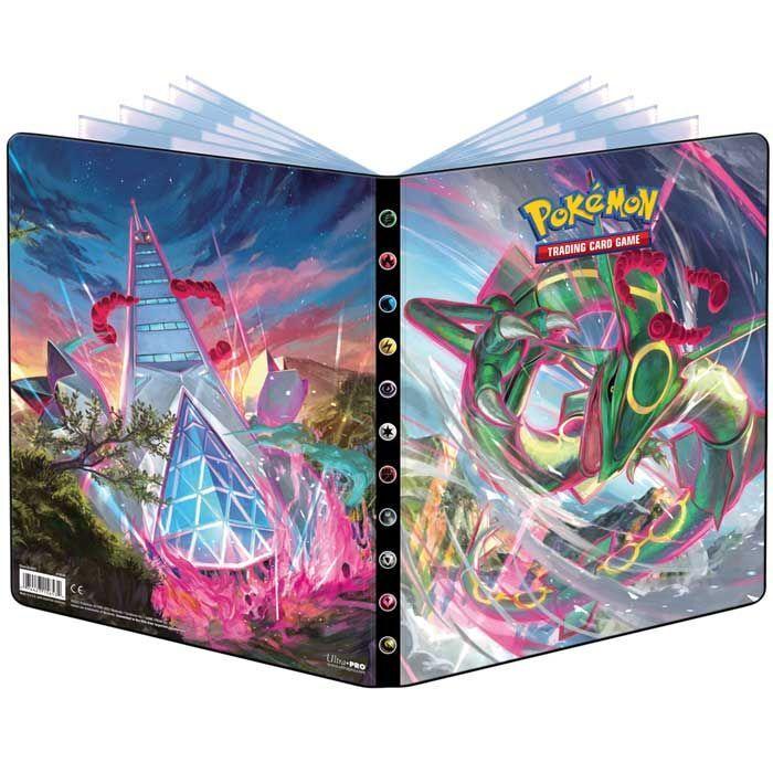 Asmodee Pokemon EB07 : Portfolio A4 252 Cartes