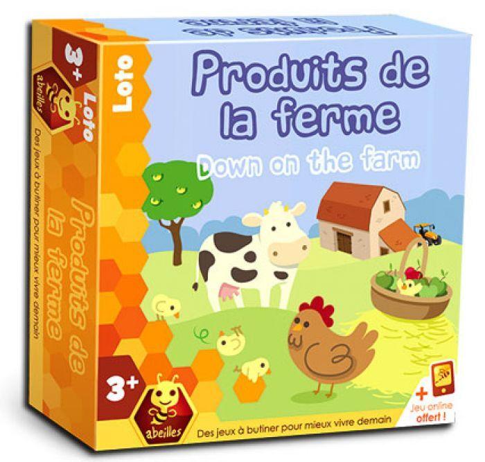 Abeille PRODUITS DE LA FERME