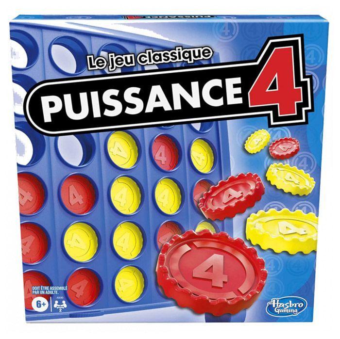 Pixie Games Puissance 4 Classique