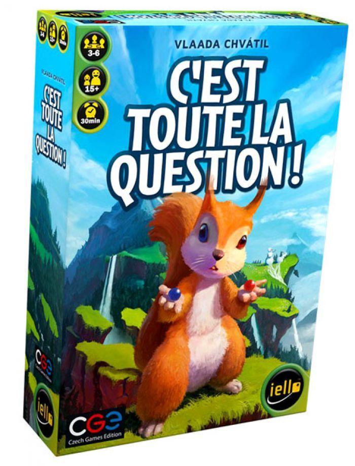 IELLO C'est Toute La Question !