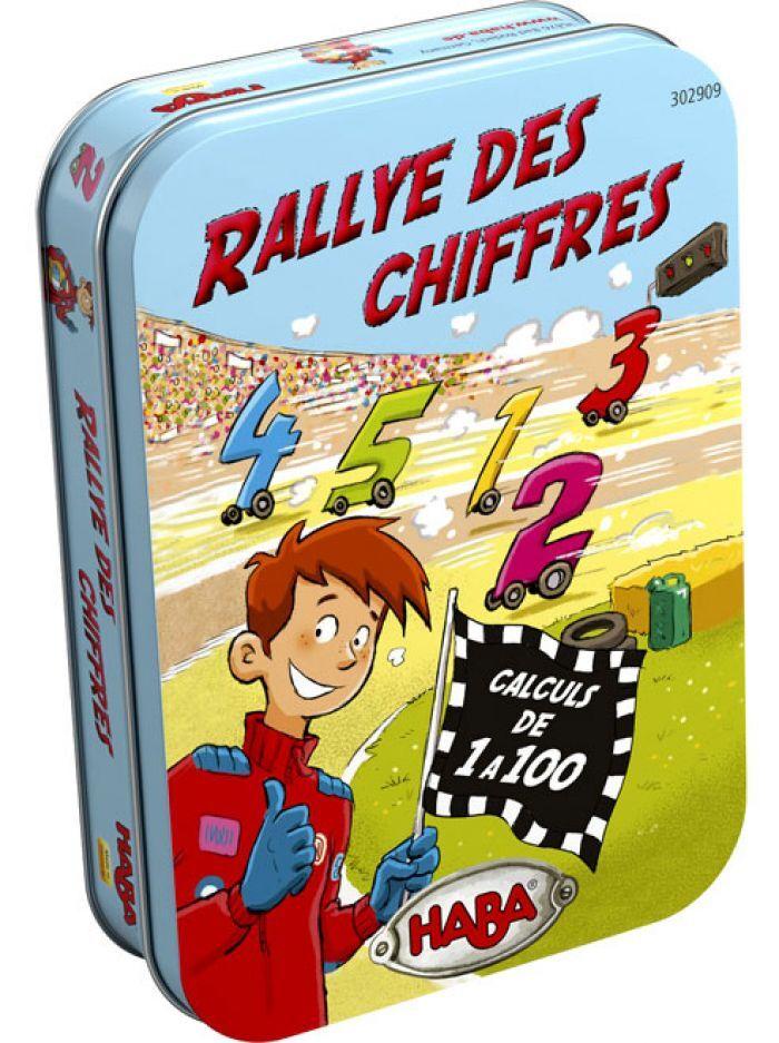 Haba RALLYE DES CHIFFRES