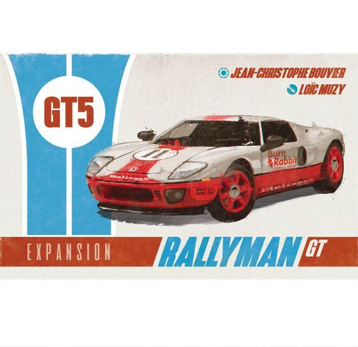 Pixie Games Rallyman GT - Ext. GT5