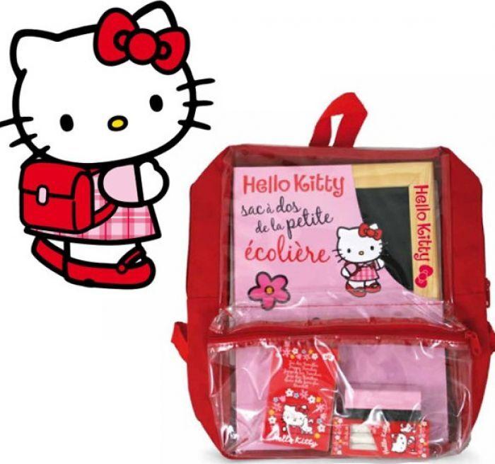 Jeujura Sac a dos Hello Kitty