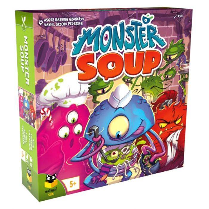 Surfin Meeple MONSTER SOUPE