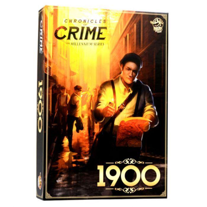 Neo Ludis CHRONICLES OF CRIME MILLENIUM – 1900