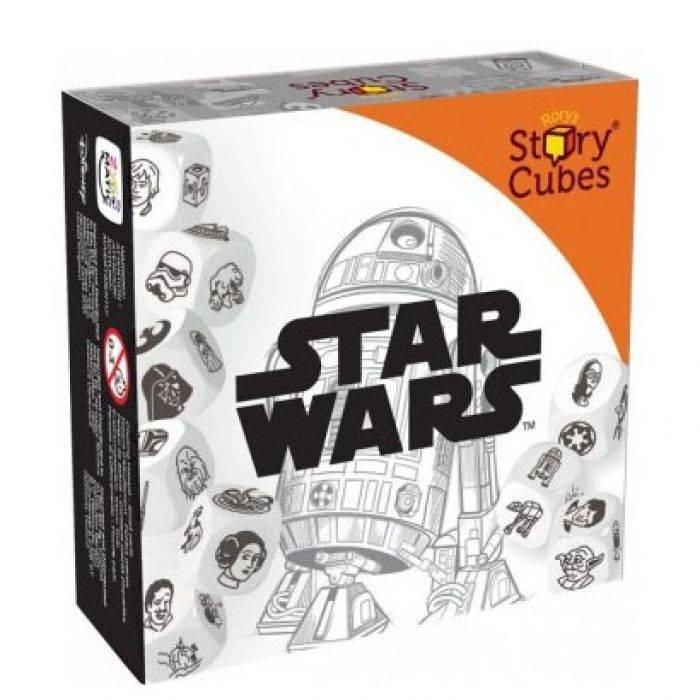Asmodee Rory's Story Cubes : Star Wars