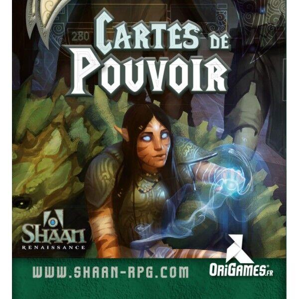 Neo Ludis Shaan - Cartes De Pouvoir