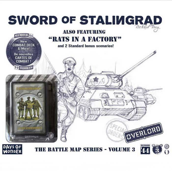 Asmodee Memoire 44 : L'Epee de Stalingrad (Ext.)