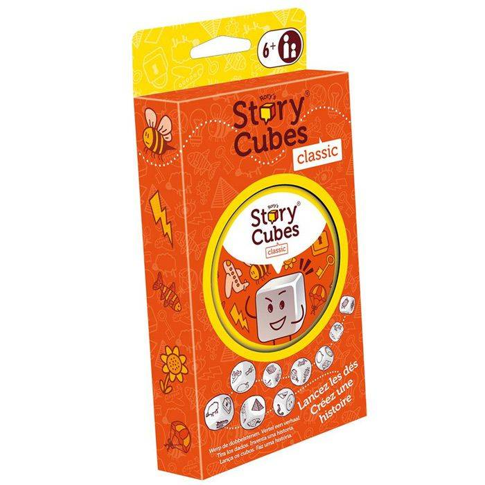 Asmodee Rory's Story Cubes : Classic (Blister Eco)