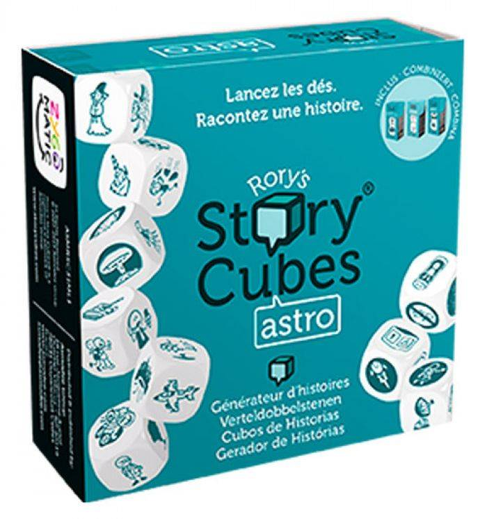 Asmodee Rory's Story Cubes : Astro (Ciel)