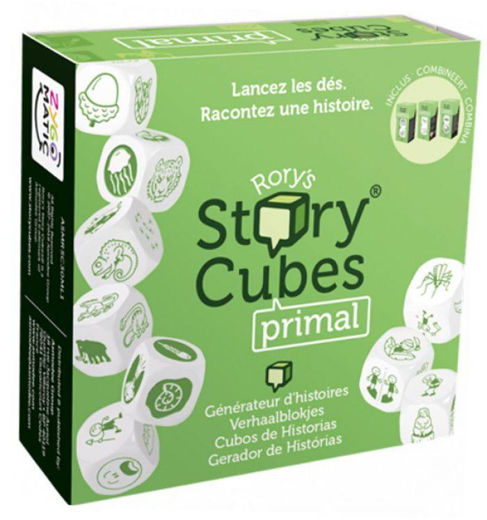 Asmodee Rory's Story Cubes : Primal (Vert)