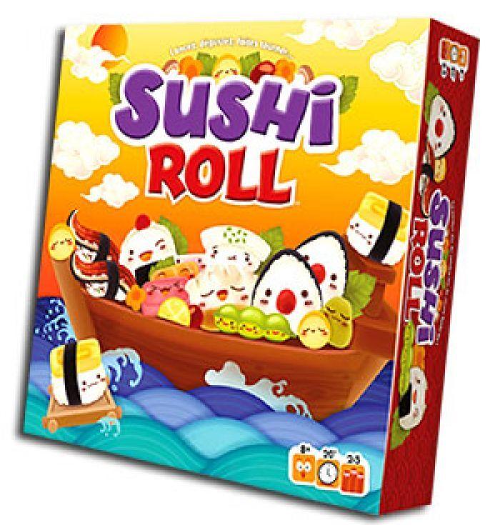 Asmodee Sushi Roll