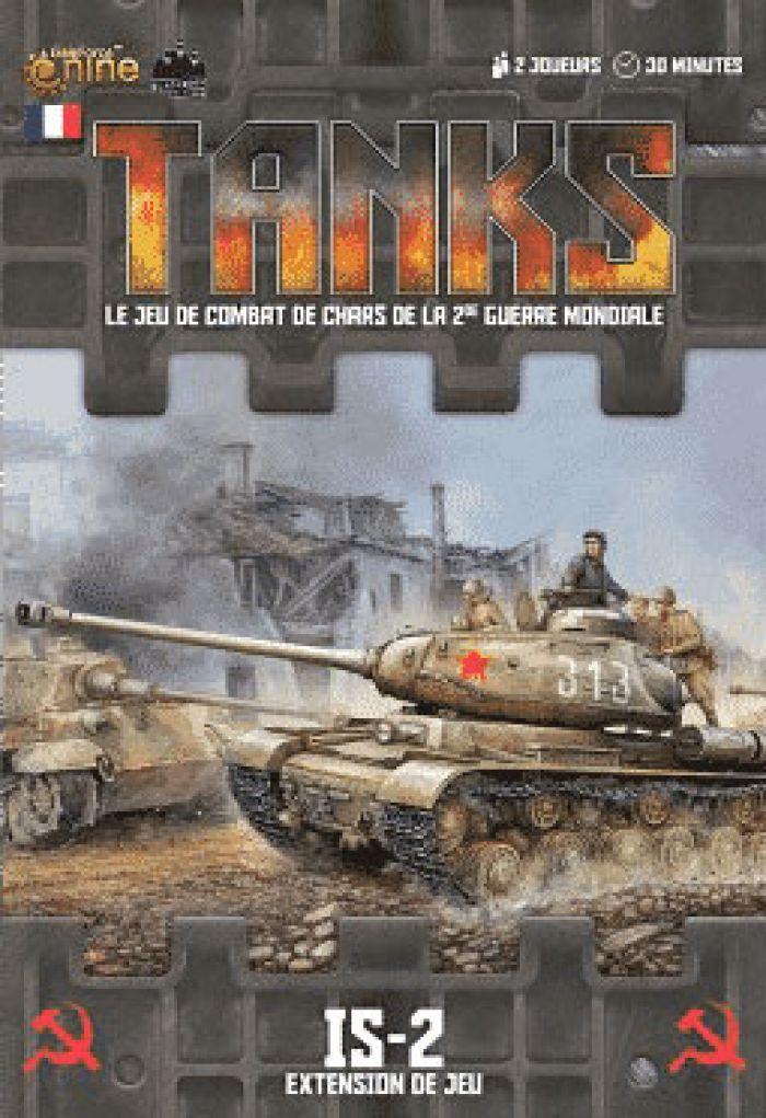 Novalis TANKS : IS-2 - Ext. de jeu