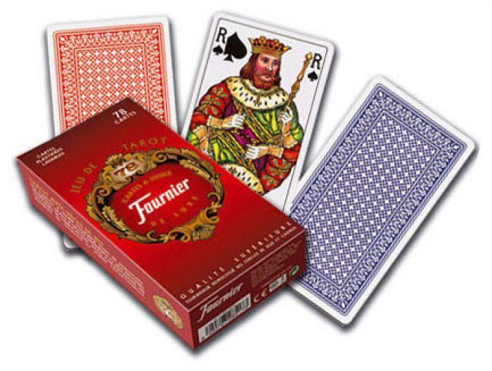 Loisirs Nouveaux Tarot 78 cartes FOURNIER