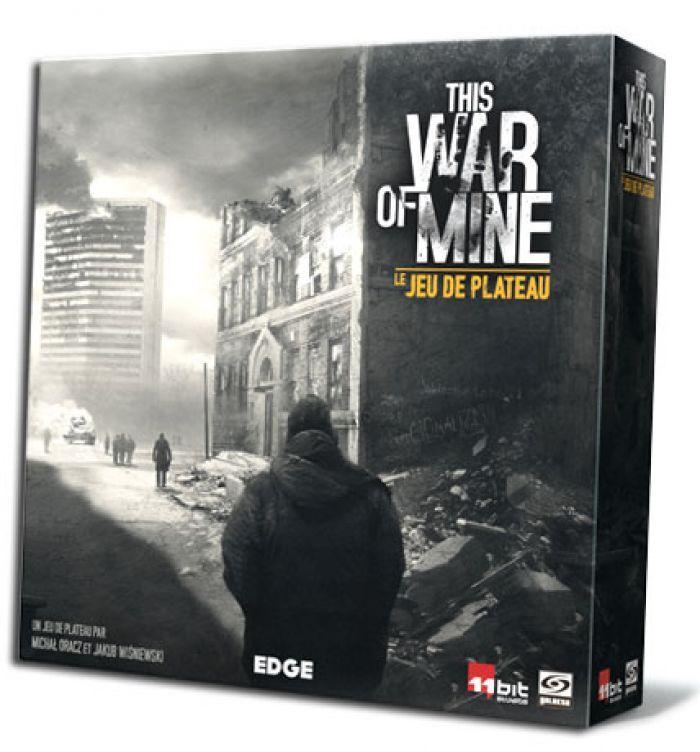 Asmodee This War of Mine : Le Jeu de Plateau