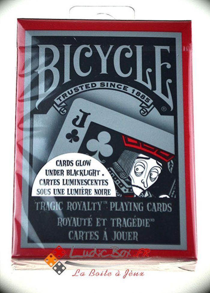 Loisirs Nouveaux Jeu de cartes - CLASSIC Bicycle Tragic Royalty