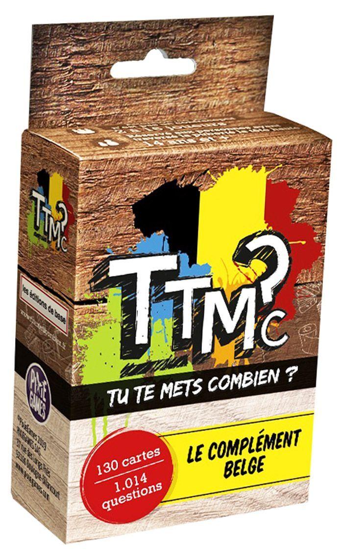 Pixie Games TTMC - Ext. Le Complement Belge