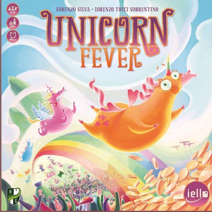 IELLO Unicorn Fever (VF)