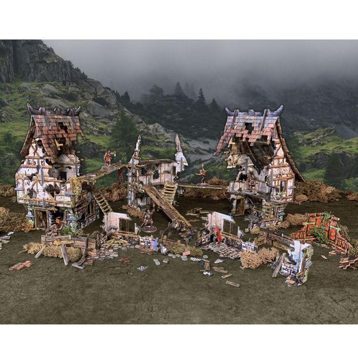 BlackFire Village Ruins - EN