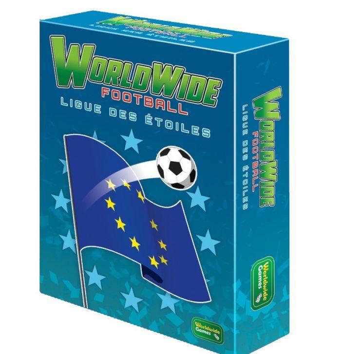 Pixie Games Worldwide Football - Ext 3 : Ligue Des Etoiles