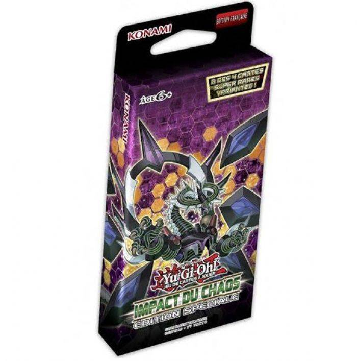 Abysse Corp YU-GI-OH! JCC - Edition Speciale Impact du Chaos