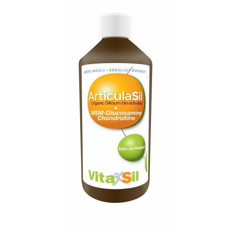 Vitasil articulasil  + msm 500ml