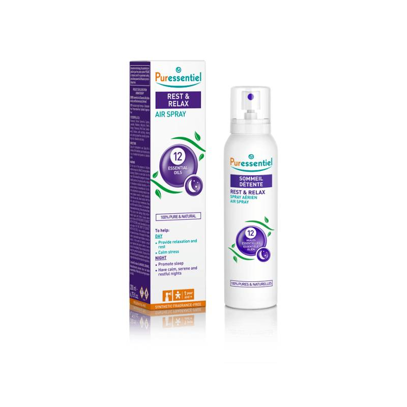 Puressentiel spray sommeil détente aux 12 huiles essentielles 200ml