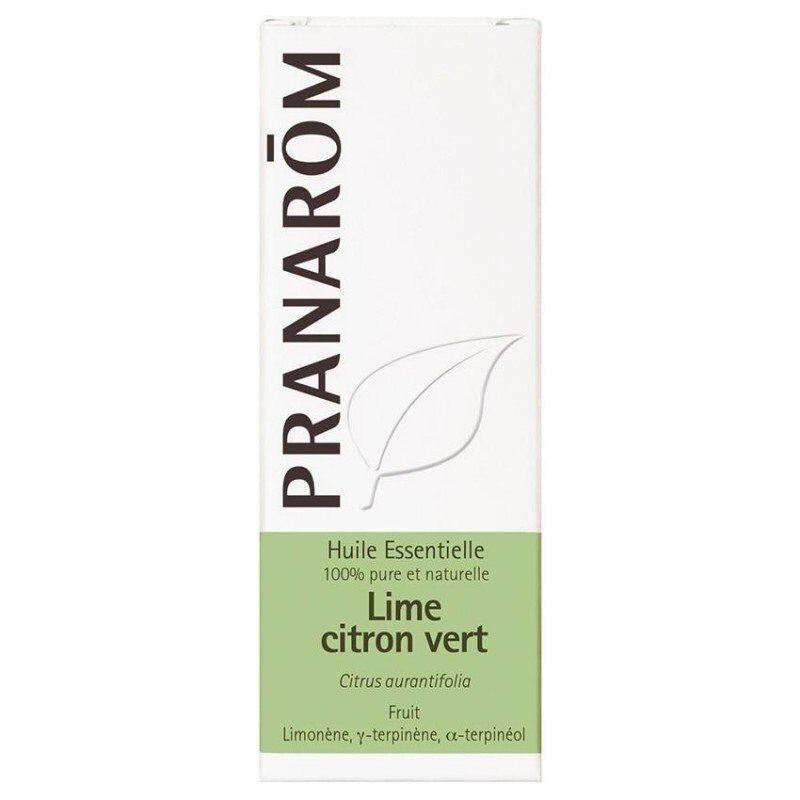 Pranarom citron vert huile essentielle 10ml