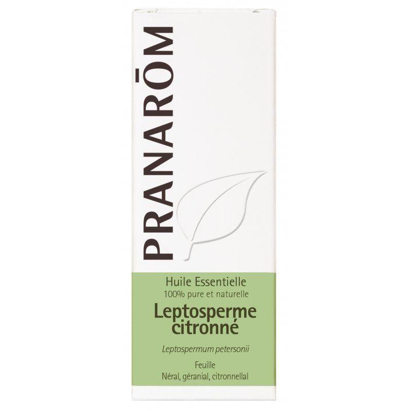 Pranarom leptosperme citronné huile essentielle 5ml