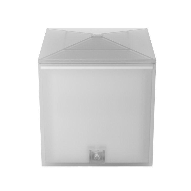 Pranarom cube diffuseur d'huiles essentielles gris clair
