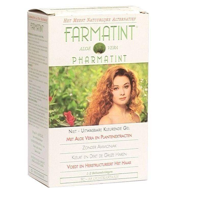 Phytal-crea - Farmatint chatain clair cendre 120ml *5c