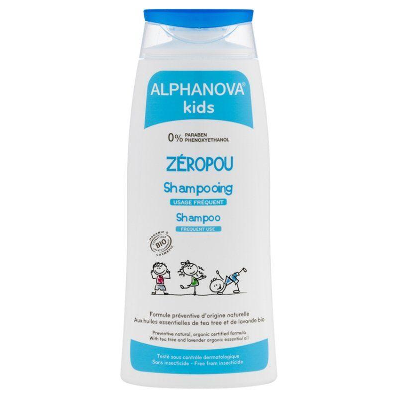 Alphanova kids zéropou shampooing bio 200ml