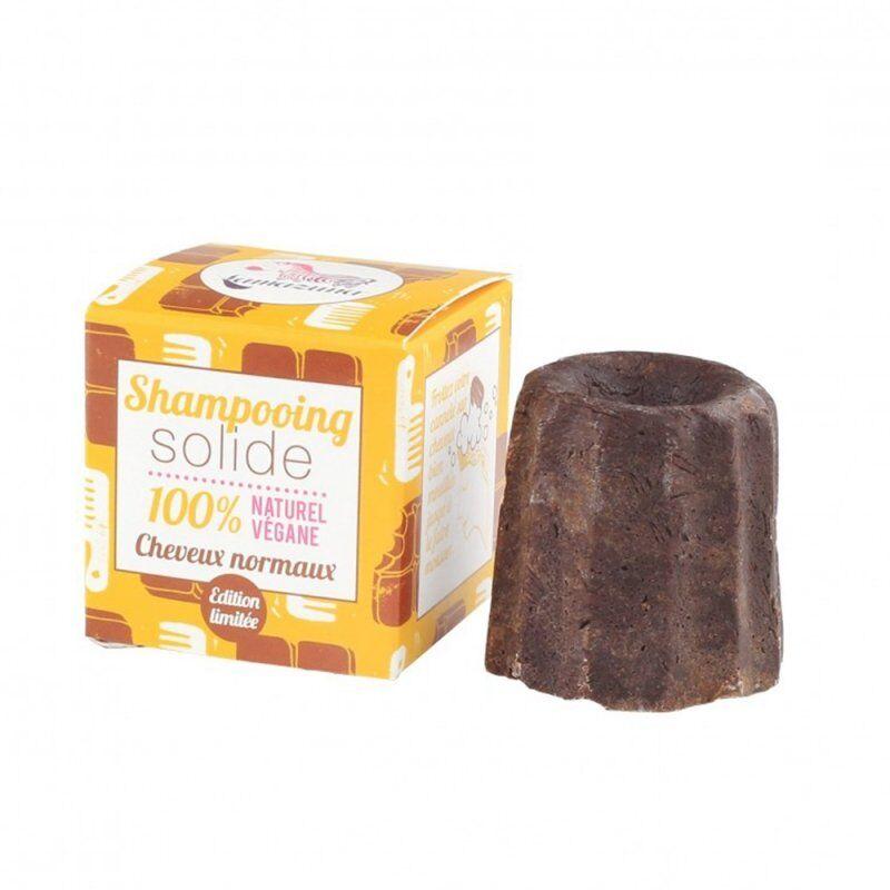 Lamazuna shampooing solide cheveux normaux au chocolat 55g