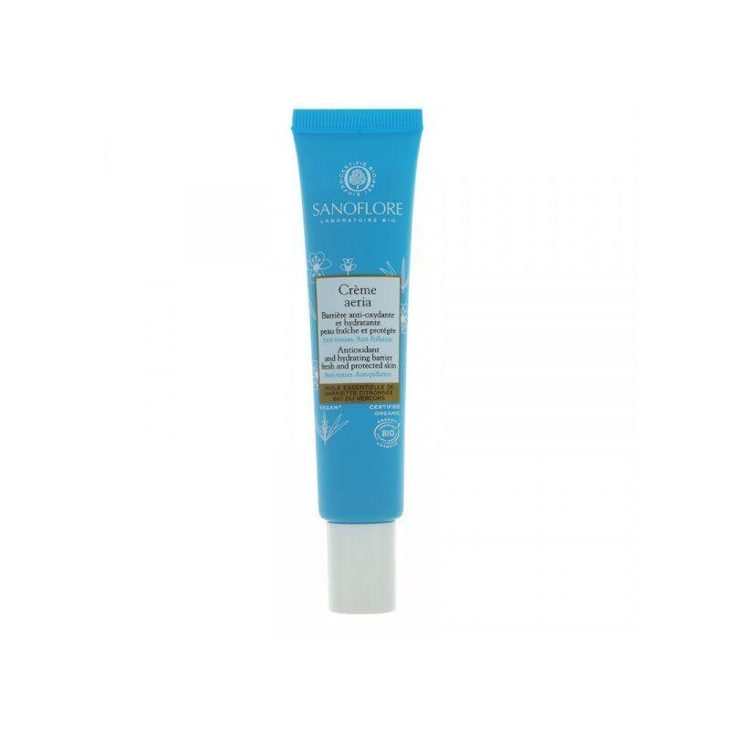 Sanoflore crème aeria barrière anti-oxydante et hydratante 40ml