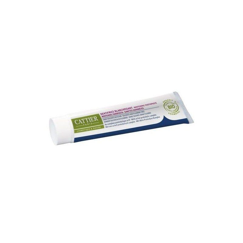 Cattier eridène dentifrice sans sulfates ni fluor 75ml