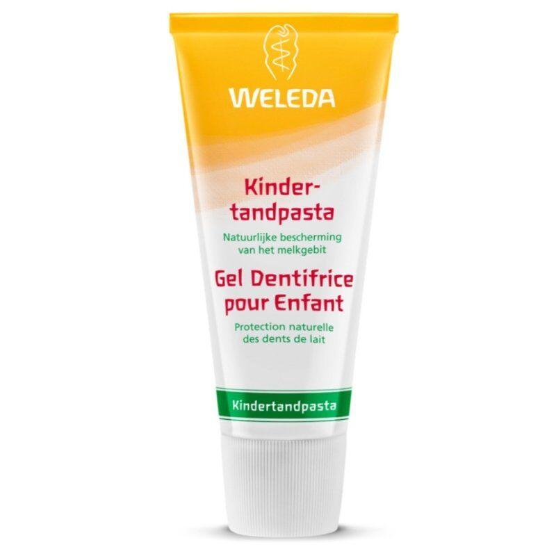 Weleda dentifrice pour enfants gel junior 50ml