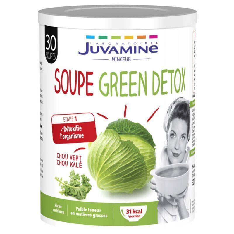Juvamine Laboratoires - Juvamine soupe green detox 300g