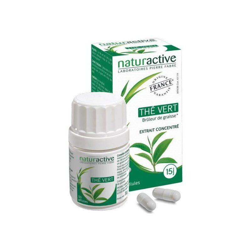 Naturactive thé vert minceur 30 gélules
