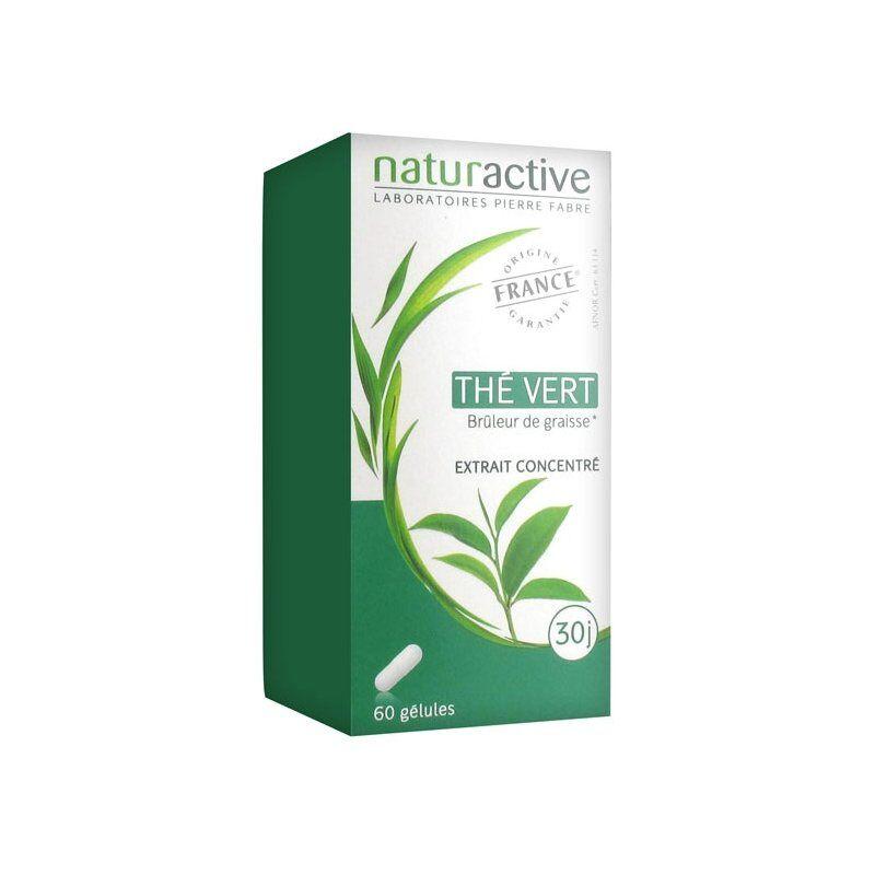 Naturactive thé vert minceur 60 gélules