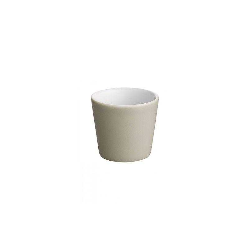 ALESSI Set of 4 Mini Cups - Tonale Light Grey - Alessi