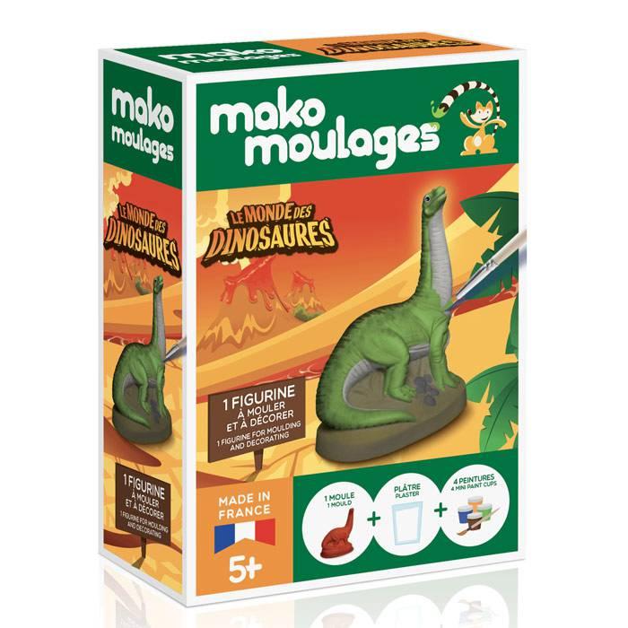 MAKO CREATIONS Mako moulages - Diplodocus