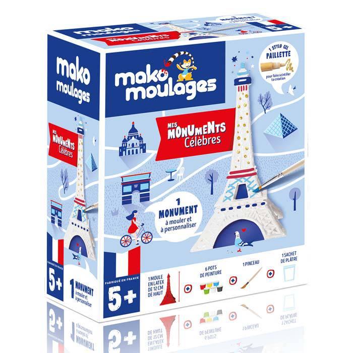 MAKO CREATIONS Mako moulages - Tour Eiffel