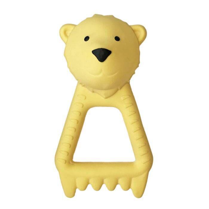 FLOW Anneau de dentition Ours jaune Björn