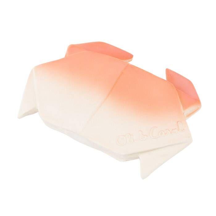 OLI & CAROL Crabe Origami - Jouet de bain et dentition - Oli & Carol