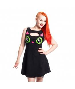 Robe Cupcake Cult Kitty Keyhole : Taille - L